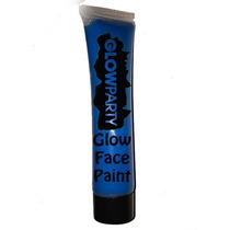 Pintura Neón Corporal Glow Party Brilla En La Oscuridad.