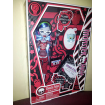 Monster High Ghoulia Yelps 1a. Edicion