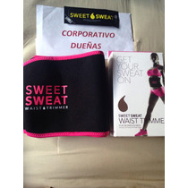 Faja Sweet Sweat Premium Waist Trimmer For Men & Women