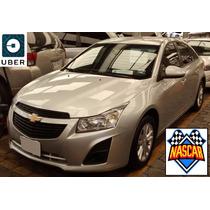 Chevrolet Cruze 2013 4p Ls 5vel A/a R/aluminio