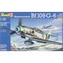 Messerschmitt Bf-109 G6 Revell Germany Esc 1/32 Modelo Nuevo