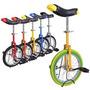 Monociclo Importado 16 Bicicleta Incluye Stand