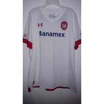 Jersey Toluca Dama 2015-2016 Diablos Rojos Liga Mx