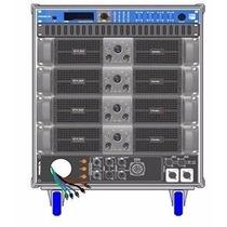 Amplificador Proel Rack Lineal Axrackm3