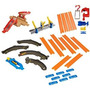 Hot Wheels Pista Constructor De Super Stunt Track Pack Set