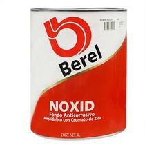 Pintura Esmalte Fondo 5505-5 Noxid (1 Gal) Berel.