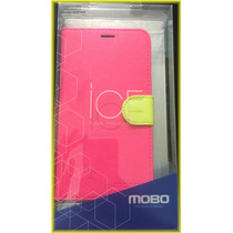 Funda Cartera Mobo Ice Original Samsung Galaxy S5 Rosa