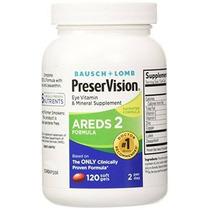 Preservision Areds 2 Del Suplemento De Vitaminas Y Minerales