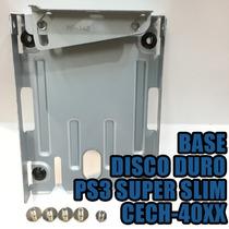 Base Disco Duro De Ps3 Super Slim Kit Caddy Charola Hdd Dd