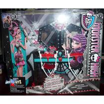 Monster High Camerino Sustos, Camara, Accion Original