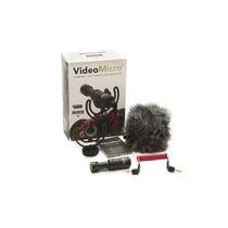 Rode Videomicro, Micrófono Para Cámara Ultra Compacto