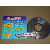 Super Sonideros Vol 3 - 1998 Orfeon Cd Salsa Cumbia