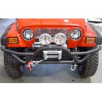 Defensa Tubular Para Jeep Cj, Tj Y Yj.