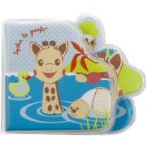 Vulli Bath Libro Sophie La Girafe