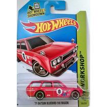 Datsun Bluebird 510 Wagon - Hot Wheels