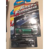 Hot Wheels De Coleccion Serie Rapido Y Furioso 2015 Bvf