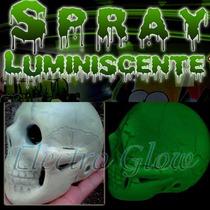Spray Luminiscente Glow In The Dark Brilla En La Obscuridad