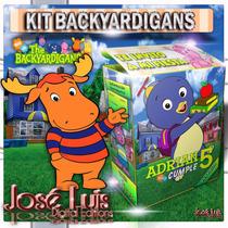 Backyardigans Invitaciones Carteles Kit Imprimible Jose Luis