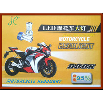 Led Moto Motocicleta Motoneta Cuatrimoto Proyector Led