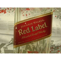 Whisky Johnnie Walker Red Label Botella Licorera - Changoosx