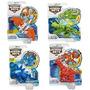 4 Paquete Set: Playskool Transformers Rescue Bots Boulder Cu