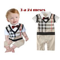 Divinos Trajes Para Bebe De 0 A 24 Meses Mameluco Romper