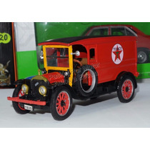 1:32 White Delivery Van 1920 Texaco Signature Models