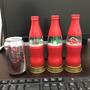 Botellas Coca Cola Navideñas Escasas.
