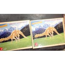 Rompecabezas 3d Tridimensional Dinosaurios Al Mejor Precio