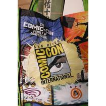 San Diego Comic Con 2010 Bolsa Gigante Lona Vampire Diaries