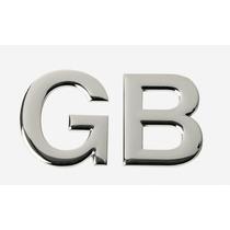 Insignia De Coches - Sumex Cromo Gb Gran Bretaña Emblema 58