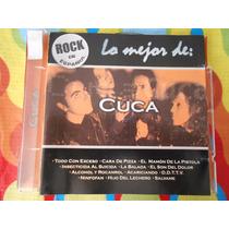 Lo Mejor De Cuca Cd Rock En Español.2001