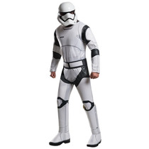 Disfraz Star Wars Nuevo Modelo Stormtrooper Adulto De Lujo