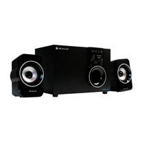Acteck Sistema Multimedia Sonido 2.1 Pc Sd 3.5 Axf390