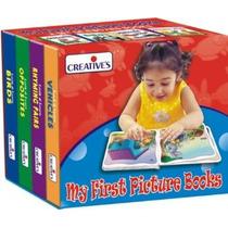 Libros De Imágenes - Creativo Mi Primer Un Conjunto De 4 Ju