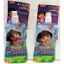 Dora Fiestas Cantimploras 10 Recuerdos Regalos Bolo