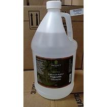 Aceite Vegetal Kosher Usp Glicerina Galón De La Naturaleza -