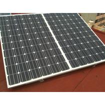 Panel Energía Solar Fotovoltaica 500 W Interconexión A Cfe