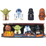 Star Wars Darth Vader Joda R2-d2 Chewbacca Lamparas Mano Lbf