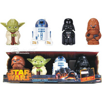 Star Wars Darth Vader Joda R2-d2 Chewbacca Lamparas Mano