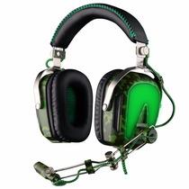Sades A90 Pilot Professional 7.1 Usb Surround Sound Stereo P