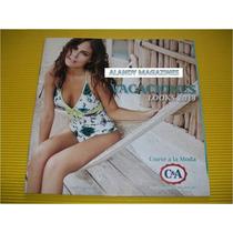 Ximena Navarrete Mis Universo 2010 Catalogo C&a Marzo 2013