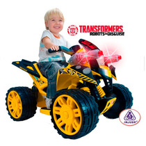 Montable, Cuatrimoto, Transformers