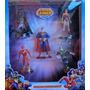 Liga De La Justicia 5 Pc. Caja De Colección Superman Set