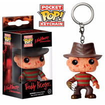 Freddy Krueger Llavero Pocket Pop Funko Nightmare On Elm Str