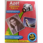 Papel Azet Premiun Photo Canvas Paq 10