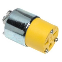 Grounded Leviton R00-620ca-000 Blindado Conector 20amp 250vo