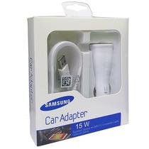 Cargador De Carro Fast Charge Samsung S6 S6 Edge Edge+ Plus