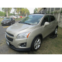 Chevrolet Trax 2015 Ltz Impecable.