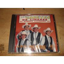 Los Cadetes De Linares De Homero Guerrero Jr Cd Dlv 1994